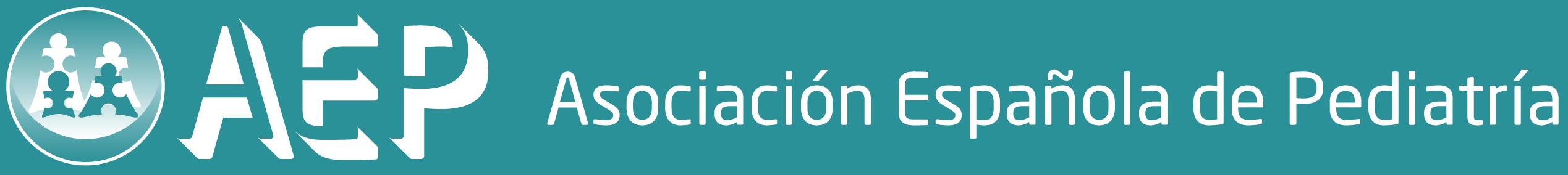 Asociación Española de Pediatría logo