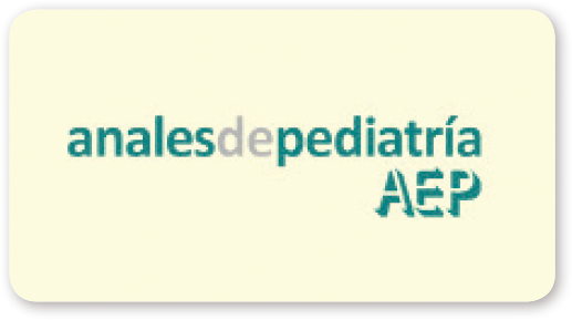 Anales de pediatría