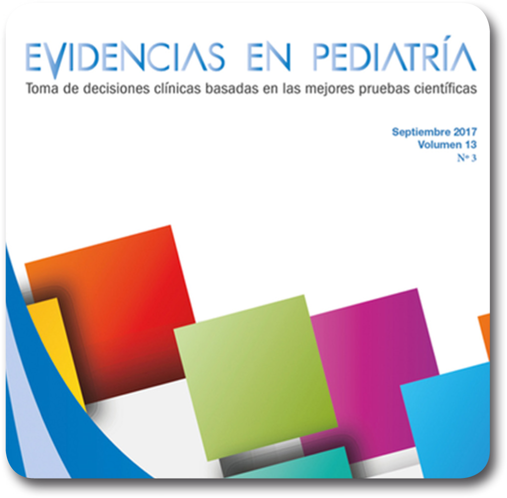 Evidencias en pediatría