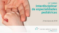 12º Curso Especialidades Pediátricas