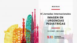 III Jornadas Internacionales Imagen en urgencias pediátricas