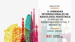 II Jornadas Internacionales de Radiología Pediátrica: Avances en neuroimagen fe