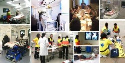 Neonatal and Paediatric transport course with high-fidelity simulation scenarios