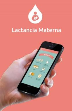 App sobre lactancia materna