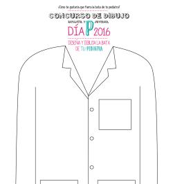 Concurso de dibujo infantil y juvenil Día P 2016