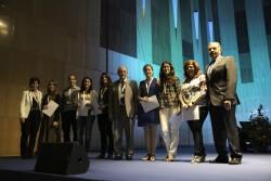 Ceremonia de clausura y entrega de premios
