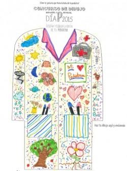 Dibujo ganador. Ana García-Nates Martín, 8 años