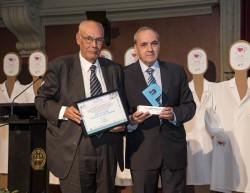 Prof. Ignacio Gómez de Terreros Sánchez y Fernando Malmierca