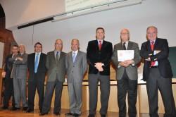 Foto entrega Premio Jerónimo Soriano 2010
