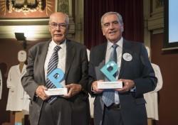 Ignacio Gómez de Terreros Sánchez y Francisco Ruza Tarrio