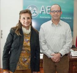 María José Mellado y Juan Antonio Ortega