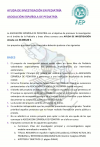 Ayuda de Investigación en Pediatría 2014 de la AEP