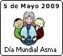 5 de mayo 2009. Día Mundial del Asma